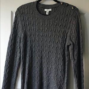 Woman's Charter club sweater top